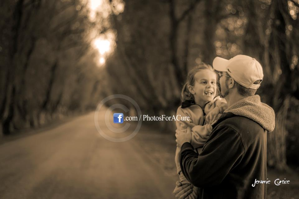 Michigan photographer Jeramie Curtice Photos for a Cure Facebook