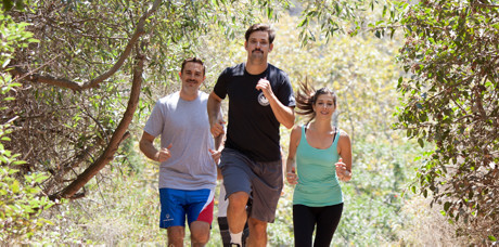 MOVE is a 30-day physical fitness challenge. Champion men's health this Movember, starting with your own.
