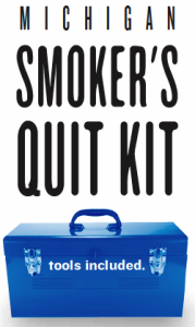 Michigan Smoker's Quit Kit