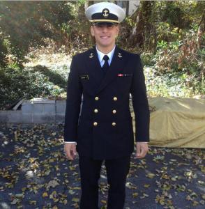 Midshipman Justin Zemser U.S. Naval Academy