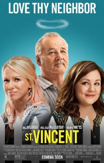 St. Vincent Bill Murray