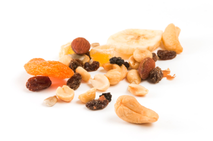 Healthy Trail Mix Nuts