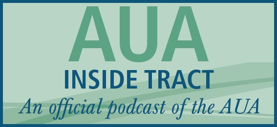 AUA Inside Tract, official podcast of the AUA