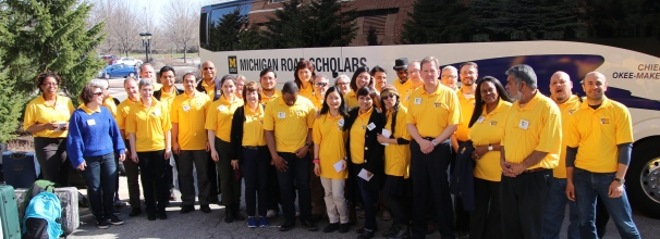 Michigan Road Scholars