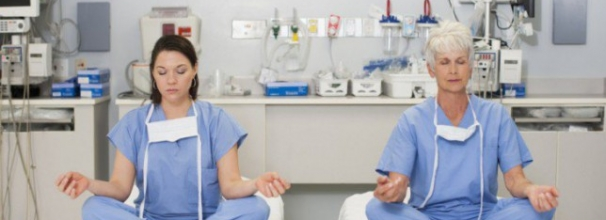 mindfulness physicians nurses