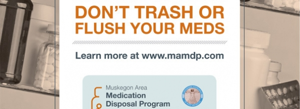 Muskegon Area Medication Disposal Program